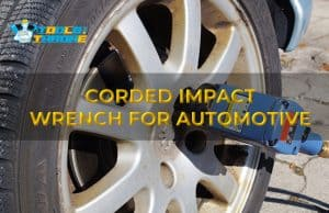 CORDED IMPACT WRENCH FOR AUTOMOTIVE