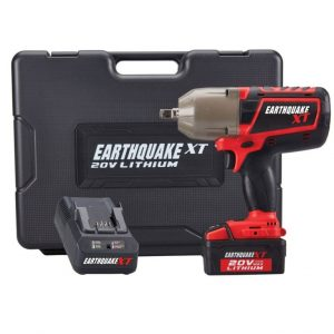 earthquake xt cordless impact wrench review